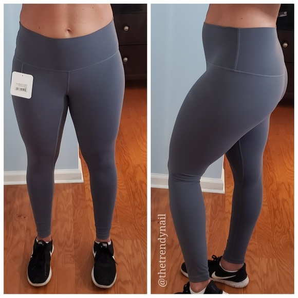Compression High Waist No-Show Leggings